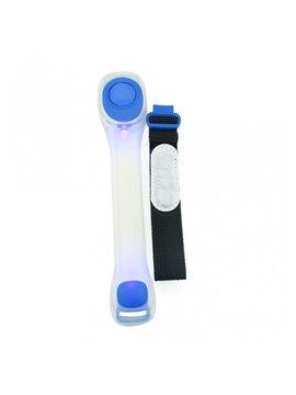 Luz De Seguridad 2 Modos - Azul