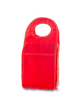 Lonchera Nevera Cooler Bag Appetit Poliester - Rojo