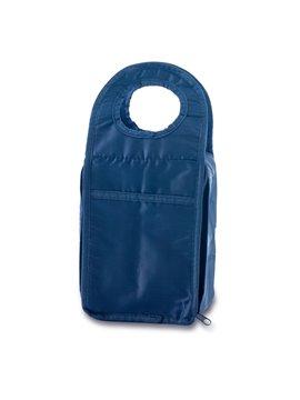Lonchera Nevera Cooler Bag Appetit Poliester - Azul Oscuro