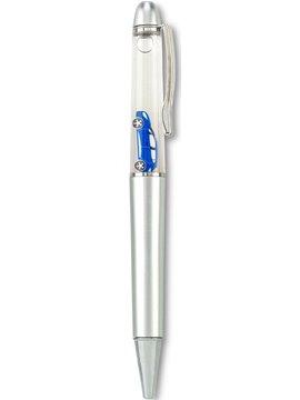 Esfero Boligrafo Plastico Car Floater - Azul