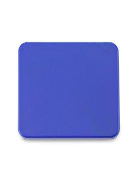 Espejo Cuadrado Doble Tod Con espejo de Aumento - Azul