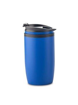 Mug Metalico Nixon 330ml Interior Plastico - Azul