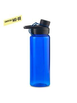 Botella Botilito En Tritan Halford 750ml - Azul Oscuro