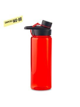 Botella Botilito En Tritan Halford 750ml - Rojo