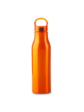 Botella Botilito Metalico Barry 600 ml - Naranja