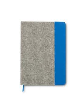 Cuaderno Libreta British Con Cubierta en Poliuretano - Azul