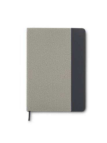 Cuaderno Libreta British Con Cubierta en Poliuretano - Negro
