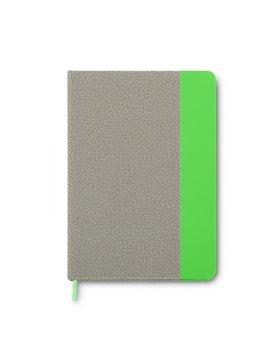 Cuaderno Libreta British Con Cubierta en Poliuretano - Verde