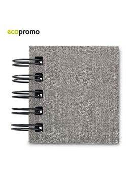 Memo Sticky Notes Adhesivos Set Clapton En Carton - Gris