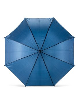 Mini Sombrilla Paraguas Kenny 21 Apertura Automatica - Azul Oscuro