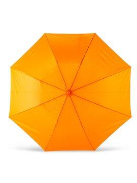 Mini Sombrilla Paraguas Biondi 21 Manual - Naranja