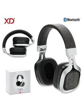 Auriculares Audifonos Bluetooth Vogue Plasticos - Gris