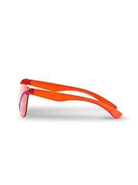 Gafas Cowboy lentes UV400 Con Marco En Frost - Rojo Transparente