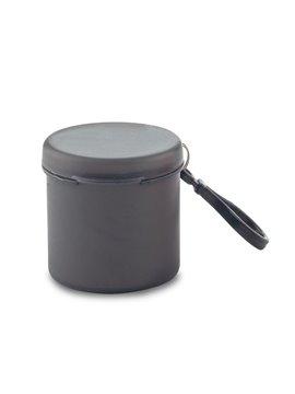 Capa Poncho Cylinder Plastico Con Carabinero - Negro