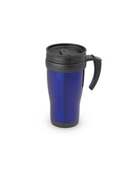 Mug Pocillo Viajero Body 450 Ml / 16 Oz - Azul