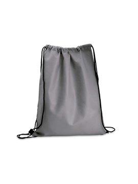 Logan Bag Bolsa Tula Mochila cordon para ajustar - Gris