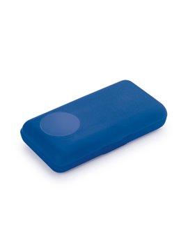 Set Manicure Case Estuche Plastico Compacto 4 Accesorios - Azul