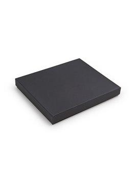 Set de Quesos Manchego 4 Utensilios para queso y Caja - Negro