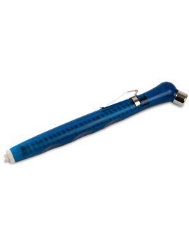 Calibrador Ergo Aire Para Llantas Clip Para Bolsillo - Azul