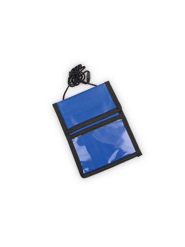 Portautil Hold Portadocumentos con cordon - Azul