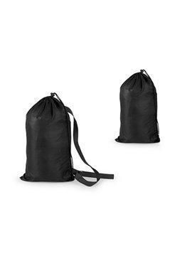 Silla Puff Viajera Autoinflable Incluye Bolsa Para Cargar - Negro