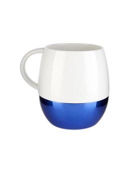 Pocillo Taza Taure Elaborado en Porcelana con Caja de Regalo - Azul