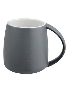 Pocillo Mug Taza En Ceramica Morteratsch 13 oz - Gris