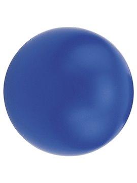 Pelota Antiestres Lisa en PU 6 Cm Diametro - Azul