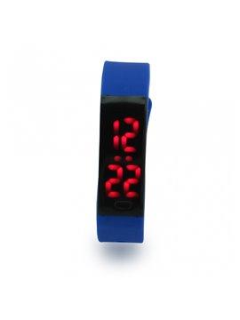 Reloj de Pulso Led Plastico - Azul
