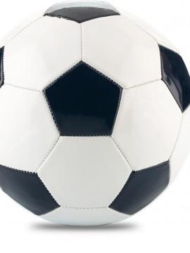 Bola Balon Pelota de Futbol Delko En Poliuretano - Blanco-negro