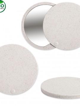 Espejo Gradiox Eco Circular Fibra de Trigo - Natural