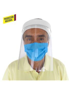 Careta de Proteccion Facial Master Atoxico - Gris