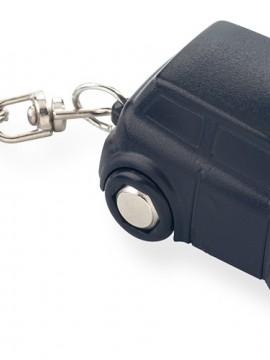 Llavero Mini Set De Destornilladores en Forma de Car - Negro