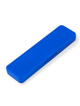Set De 3 Cubiertos Ecologico Deli en Plastico - Azul