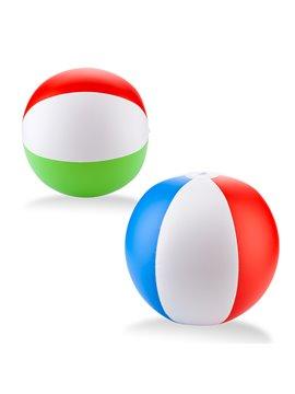 Bola Balon Pelota Inflable Playera Multicolor en PVC - Combinado