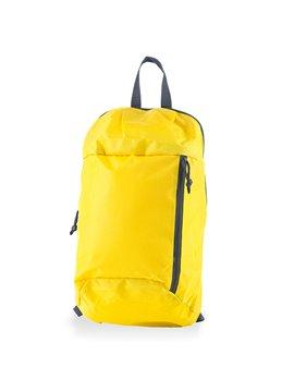 Morral Maleta Backpack Mush en Poliester - Amarillo