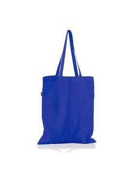 Bolsa Morral Ecologica Sencilla Recycled Rpet - Azul Royal