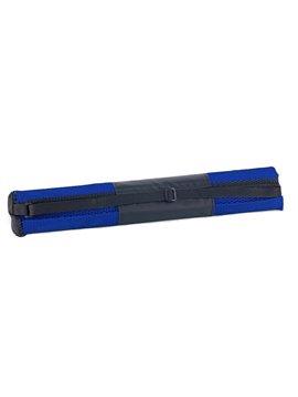Colchoneta Enrollable para Yoga Mat en Poliester - Azul Royal