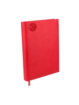 Libreta Agenda Ejecutiva Diaria Terra - Rojo