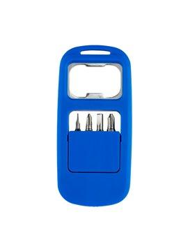 Desarmador Destapador Kiowa Elaborado en Plastico - Azul