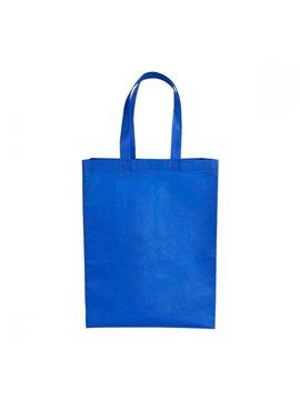 Bolsa Bolso Mochila Laredo con Fuelle - Azul