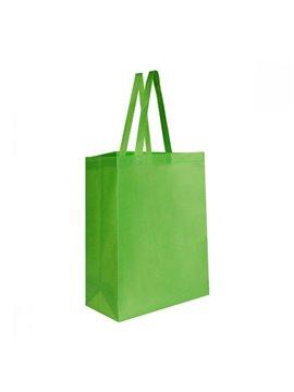 Bolsa Bolso Mochila Laredo con Fuelle - Verde