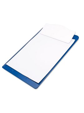 Tabla Metrica Plastica Con Regla Lateral de 30 cm - Azul