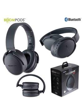 Audifonos Bluetooth Headpods Pro Boompods - Negro