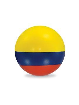 Antiestres Bola Bandera Desestresante tricolor colombiano - Tricolor