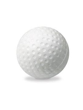 Antiestres Desestresante en forma de bola de golf - Blanco